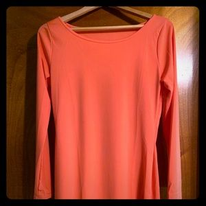 Dresses & Skirts - Pink Body Con Dress nwot